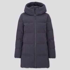 Uniqlo Seamless Down Short Coat